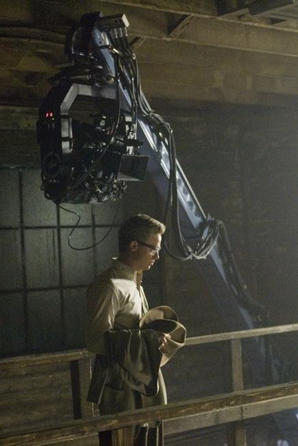 The Curious Case of Benjamin Button Behind the Scenes Photos & Tech Specs