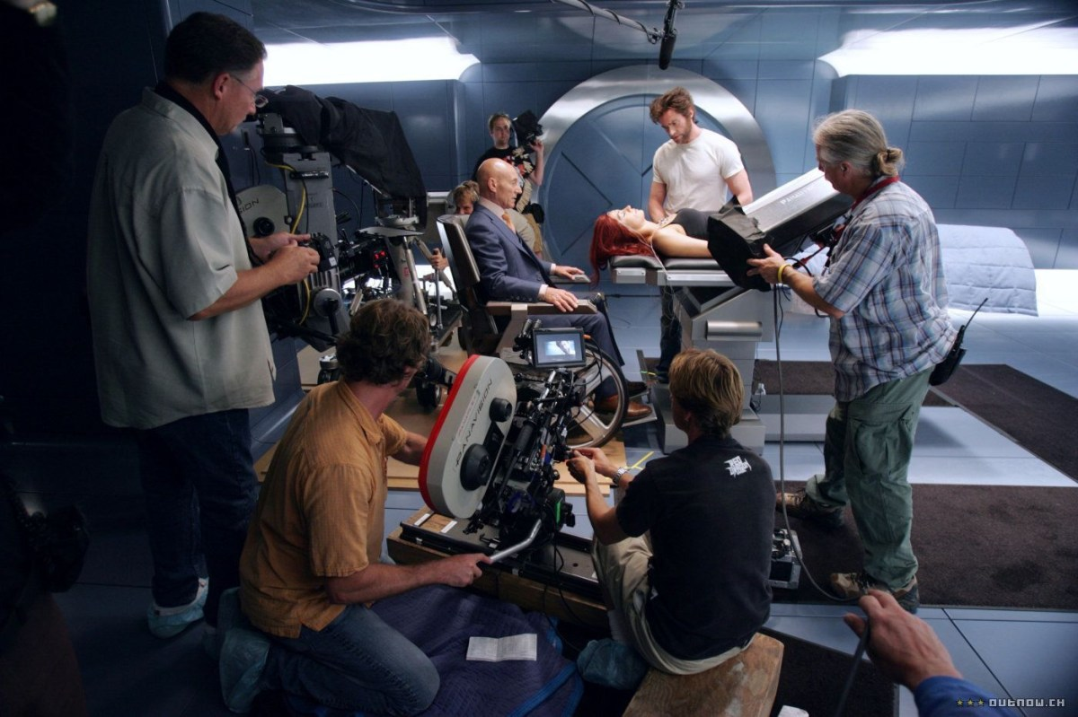 X-Men: The Last Stand Behind the Scenes Photos & Tech Specs