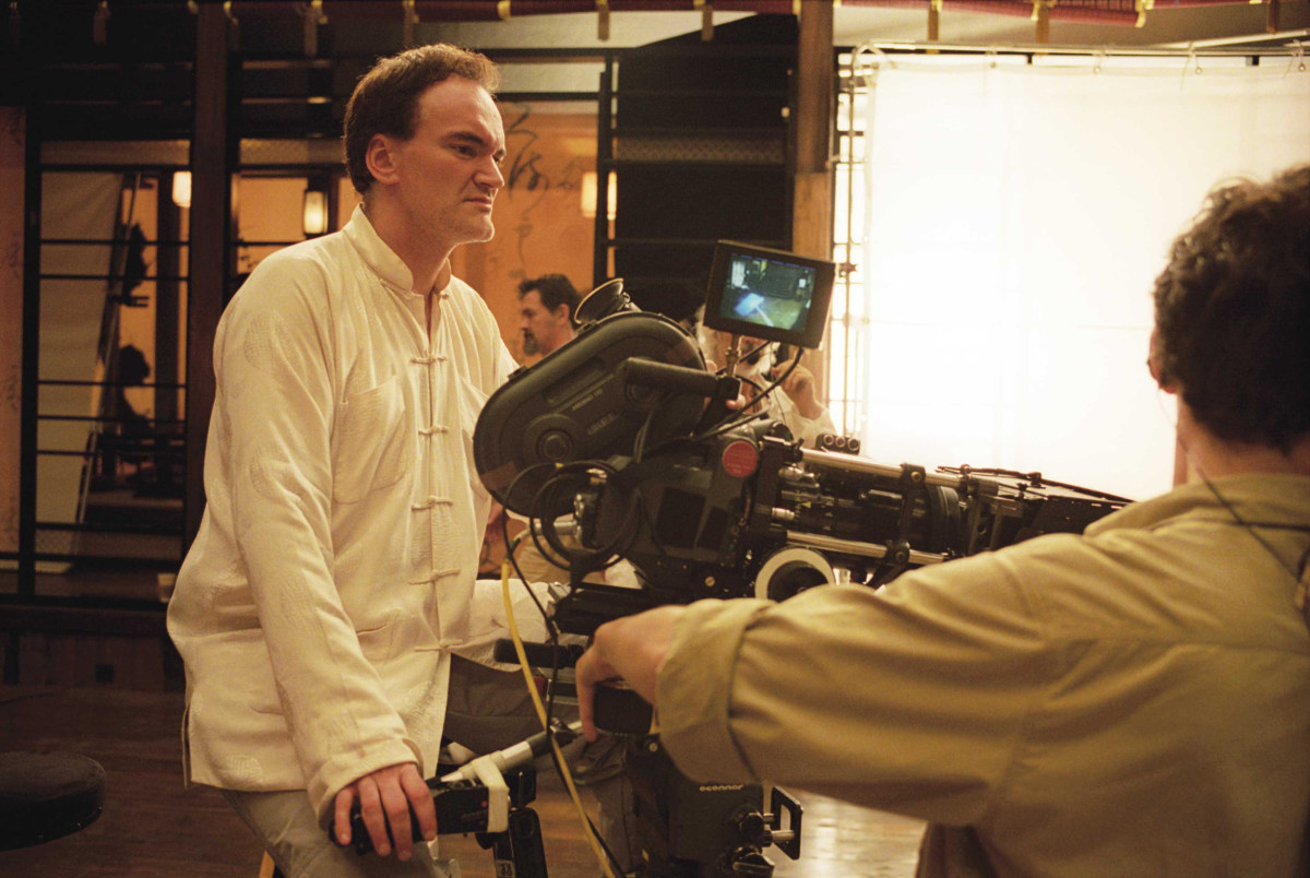 Kill Bill: Vol. 1 (2003) Behind the Scenes
