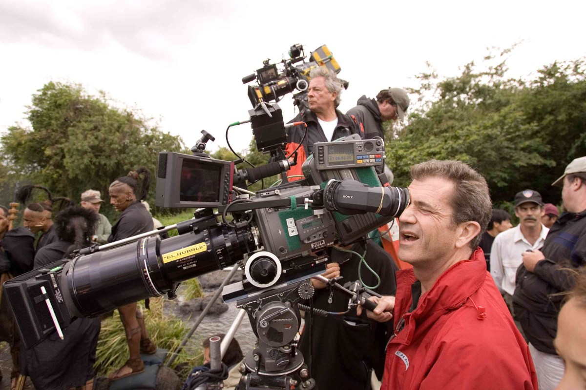 Apocalypto Behind the Scenes Photos & Tech Specs