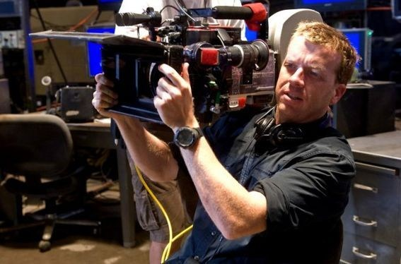 Terminator Salvation Behind the Scenes Photos & Tech Specs