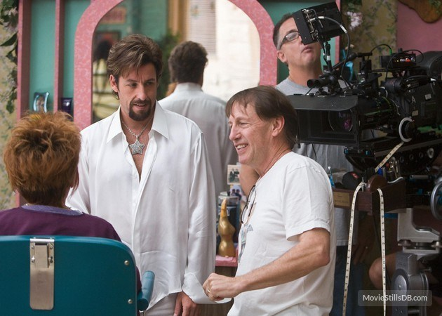 You Don't Mess with the Zohan Behind the Scenes Photos & Tech Specs