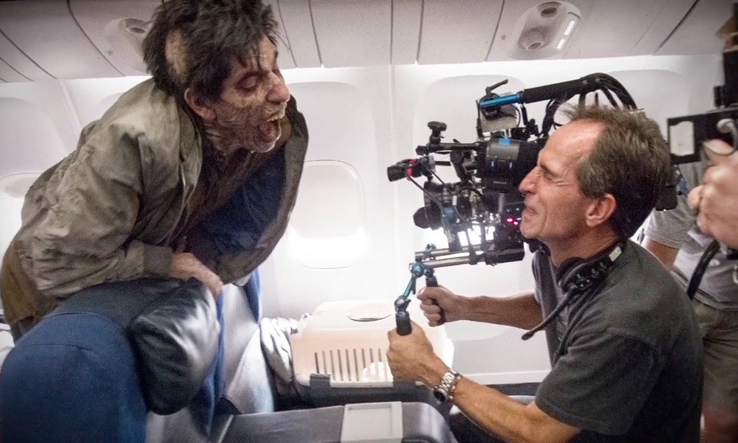 World War Z Behind the Scenes Photos & Tech Specs