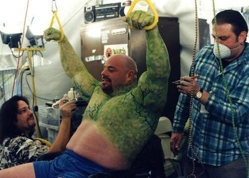 Batman & Robin (1997) Behind the Scenes