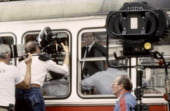 The Living Daylights Behind the Scenes Photos & Tech Specs