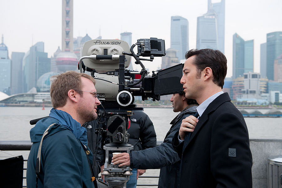Looper Behind the Scenes Photos & Tech Specs