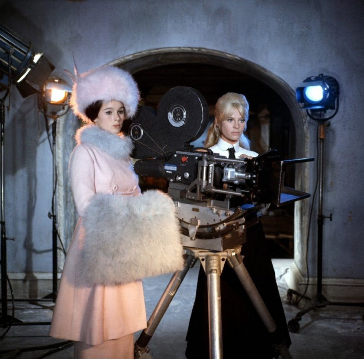 Doctor Zhivago Behind the Scenes Photos & Tech Specs