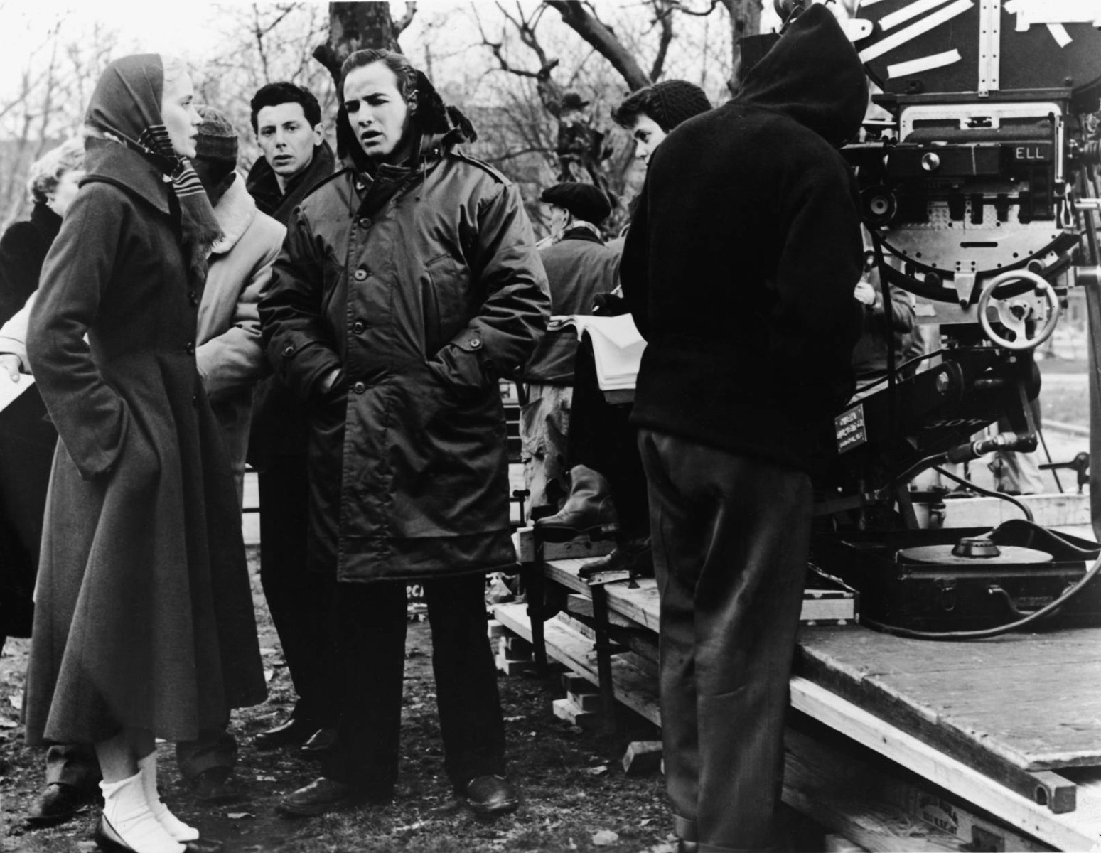 On the Waterfront Behind the Scenes Photos & Tech Specs