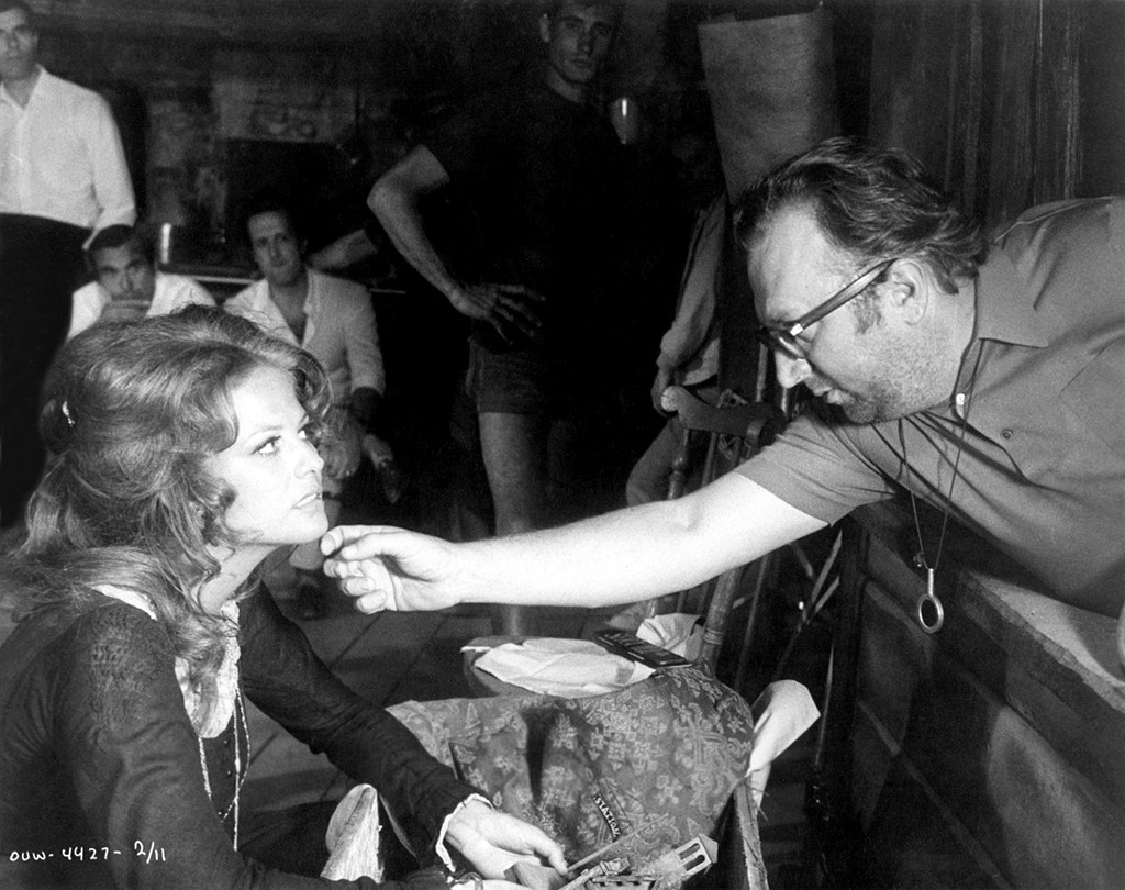 ONCE UPON A TIME IN THE WEST Behind the Scenes