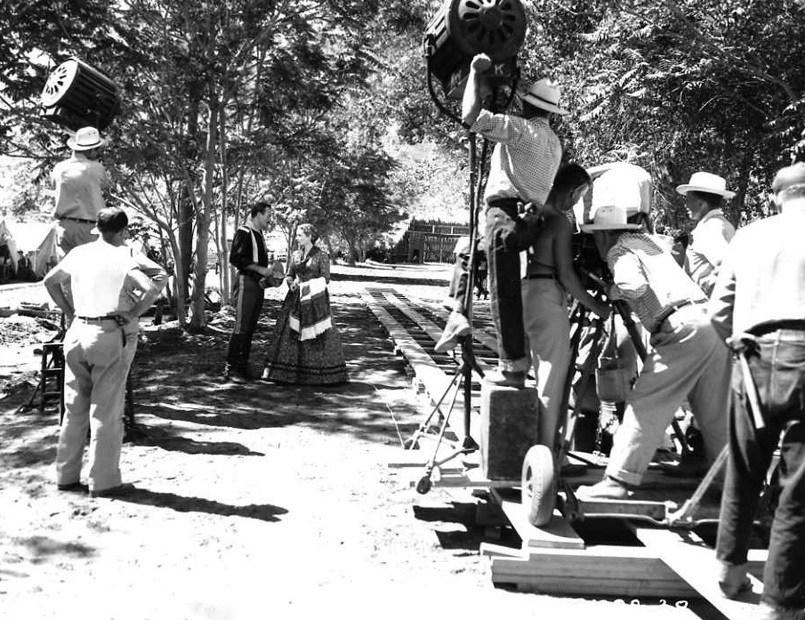 Rio Grande (1950) Behind the Scenes