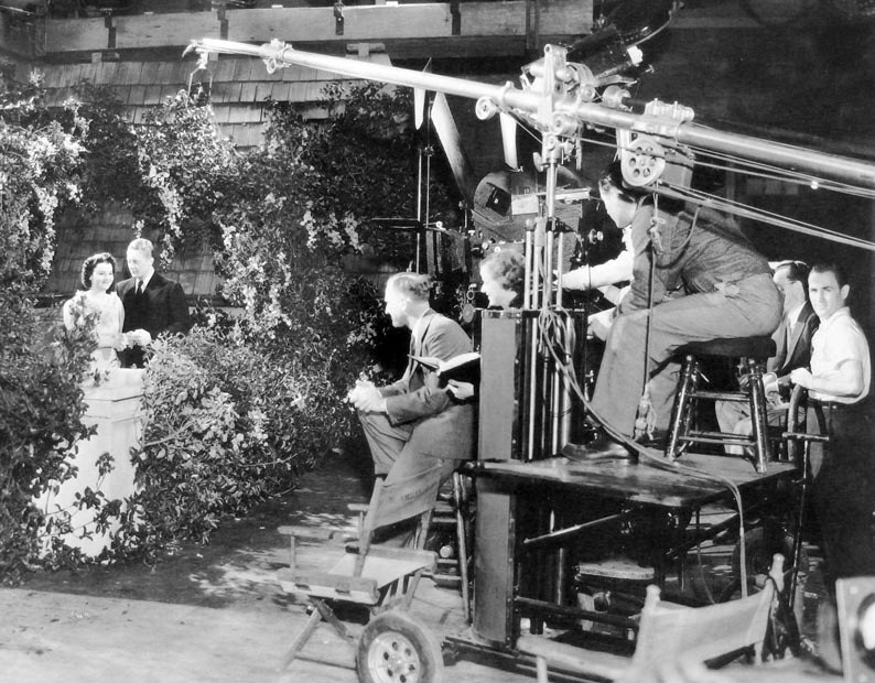 Stolen Heaven (1938) Behind the Scenes