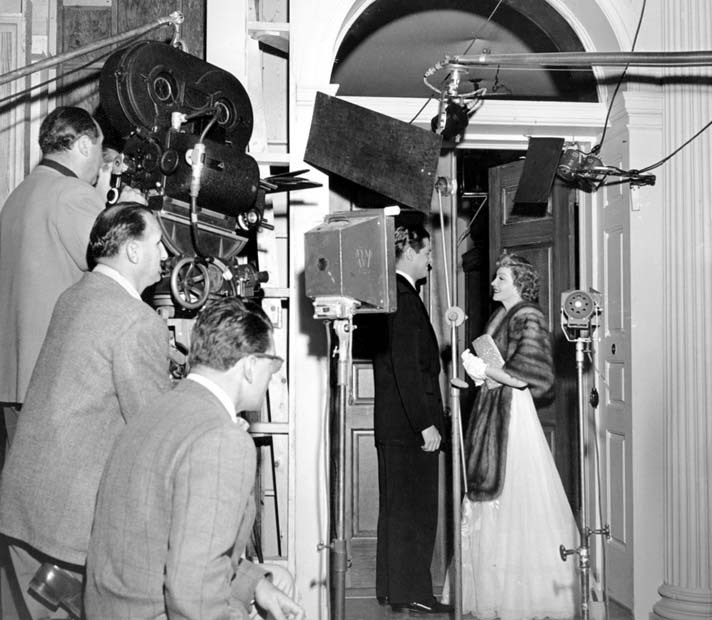 Sleep, My Love (1948) Behind the Scenes