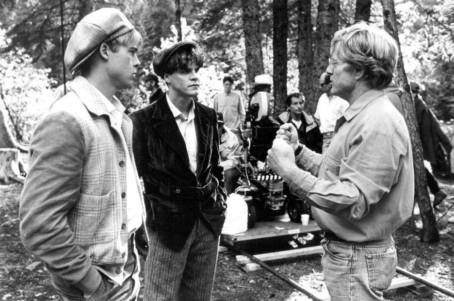 A River Runs Through It (1992) Behind the Scenes