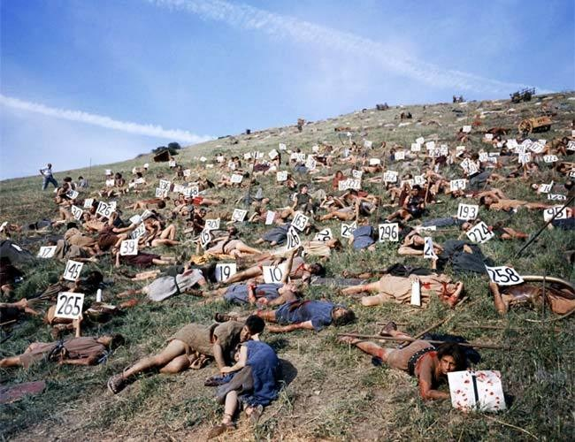 Spartacus (1960) Behind the Scenes