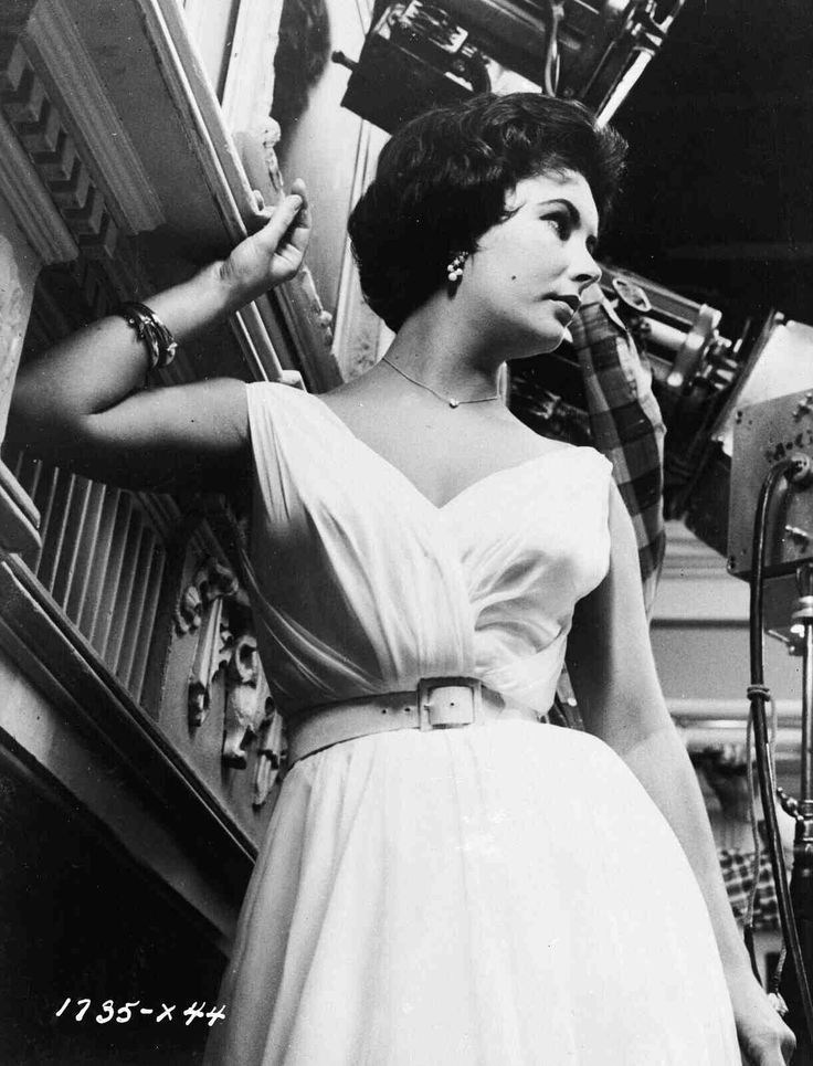 Cat On a Hot Tin Roof (1958) Behind the Scenes