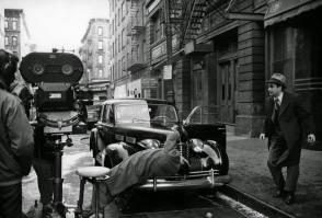 Rare Behind the Scenes Photos from The Godfather Trilogy