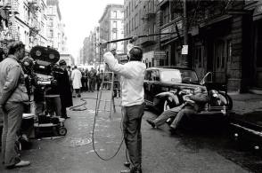 Rare Behind the Scenes Photos from The Godfather Trilogy (part 1) - Behind the Scenes photos