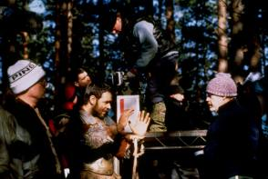 Behind the scenes of Gladiator 2000