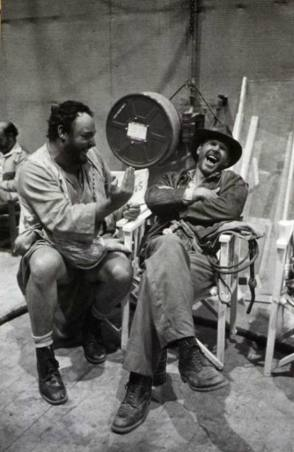 Behind The Scenes: Raiders Of The Lost Ark (1981) - Behind the Scenes photos