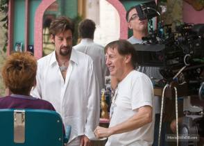 You Don't Mess with the Zohan (2008) - Behind the Scenes photos
