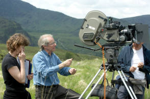 The Wind That Shakes the Barley (2006) - Behind the Scenes photos