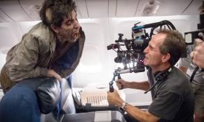 World War Z (2013) - Behind the Scenes photos
