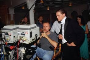 Titanic (1997) - Behind the Scenes photos