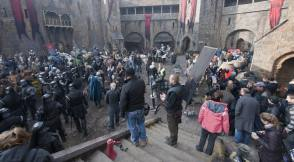 Snow White and the Huntsman (2012) - Behind the Scenes photos