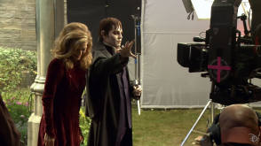 Dark Shadows (2012) - Behind the Scenes photos