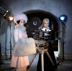 Doctor Zhivago (1965) - Behind the Scenes photos