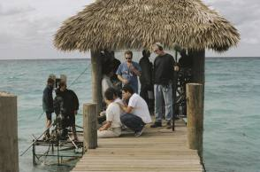 After the Sunset (2004) - Behind the Scenes photos