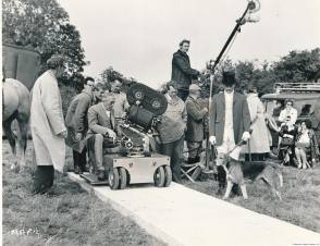 The List of Adrian Messenger (1963) - Behind the Scenes photos