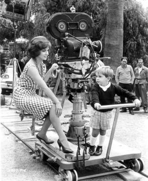Come September (1961) - Behind the Scenes photos