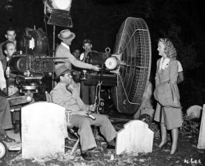 Arsenic and Old Lace (1944) - Behind the Scenes photos