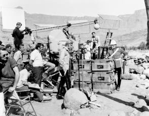 Zulu (1964) - Behind the Scenes photos