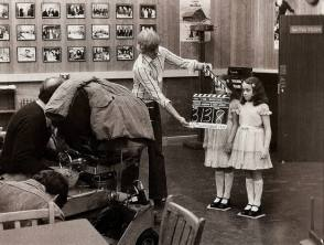 The Shining (1980) - Behind the Scenes photos