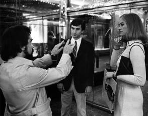 Taxi Driver 1976 - Behind the Scenes photos