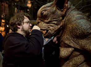 Hellboy 2: The Golden Army (2008) - Behind the Scenes photos
