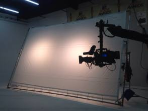 Soft Light with Jib Please - Behind the Scenes photos
