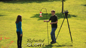 "Directing Hummers : ""Refracted Glory"" BTS - Behind the Scenes photos"