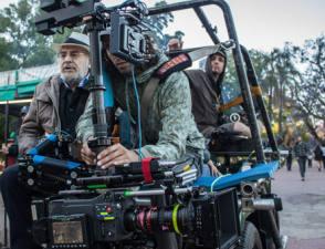 Le Ciel du Centaure – Hugo Santiago, Pablo Villarreal, Juan Aguirre - Behind the Scenes photos