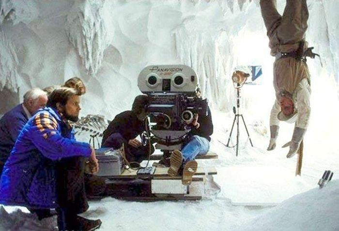 Star Wars: Episode V &νm;8211; The Empire Strikes Back Behind the Scenes Photos & Tech Specs