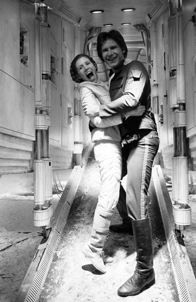 Fun on the Set : Star Wars Episode V (1980) Behind the Scenes