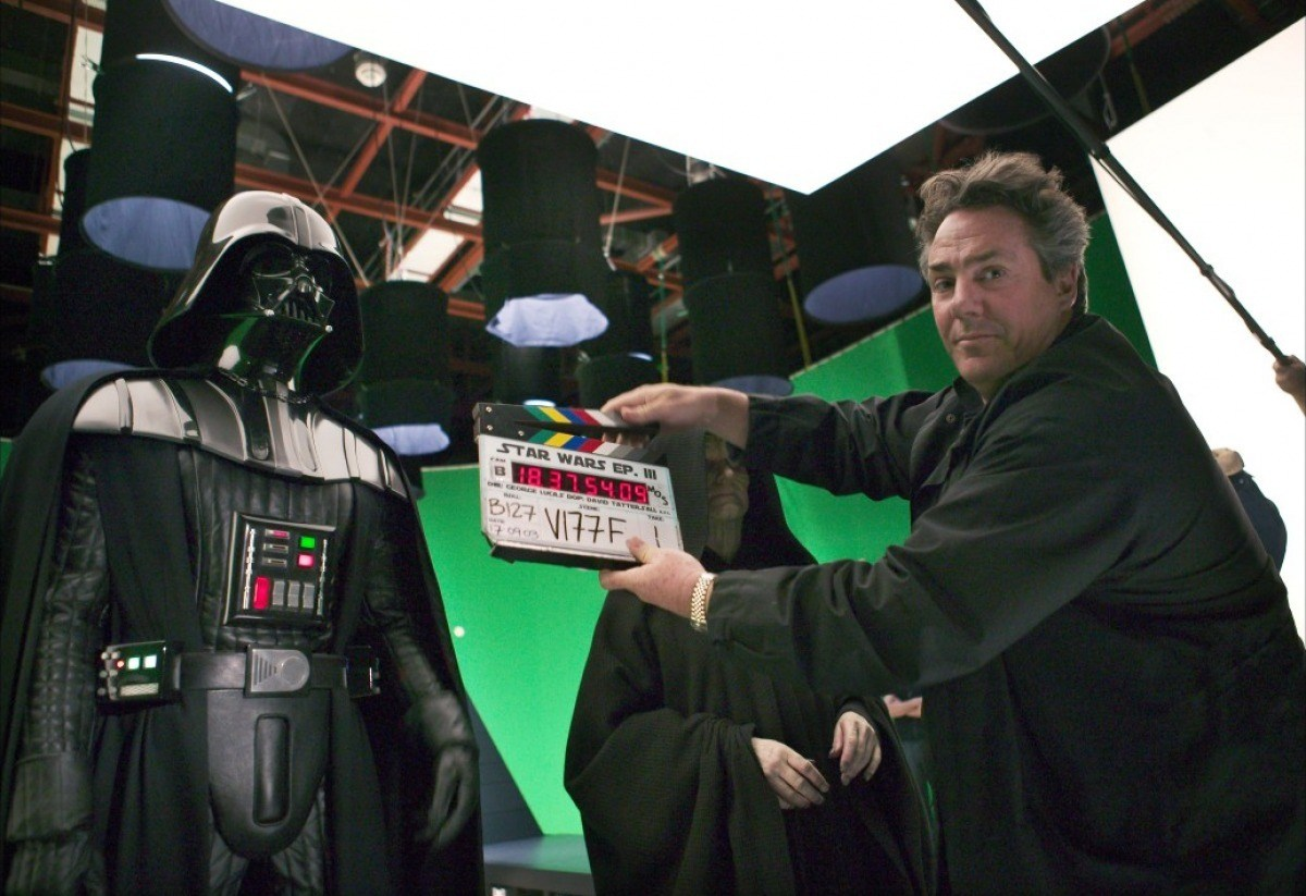 Star Wars: Episode III – Revenge of the Sith Behind the Scenes Photos & Tech Specs
