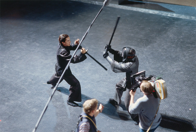 Fight Scene in Equilibrium (2002) Behind the Scenes