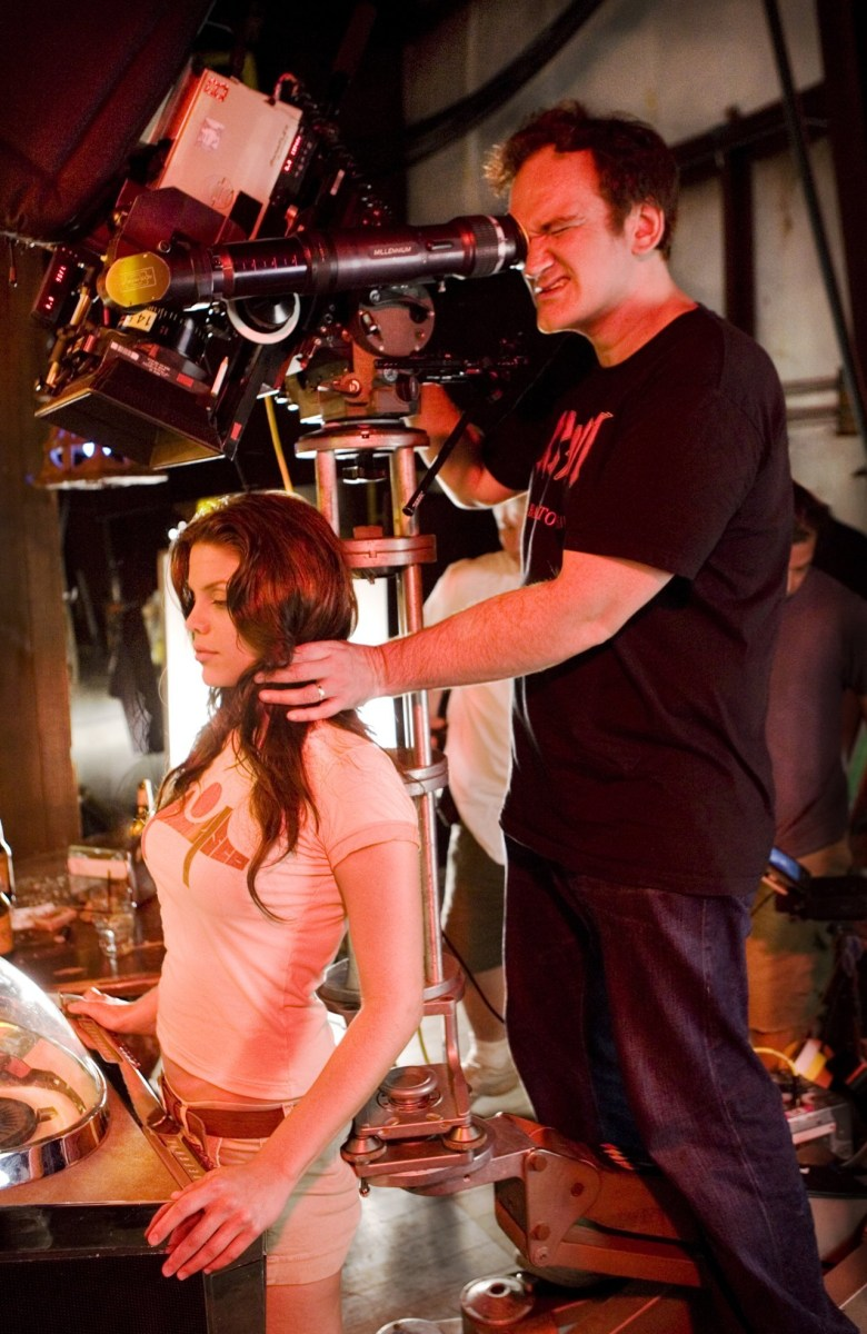 Death Proof Behind the Scenes Photos & Tech Specs