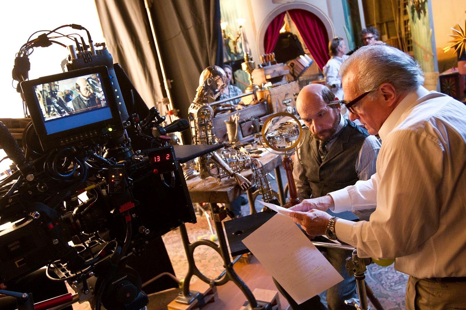 Hugo (2011) Behind the Scenes