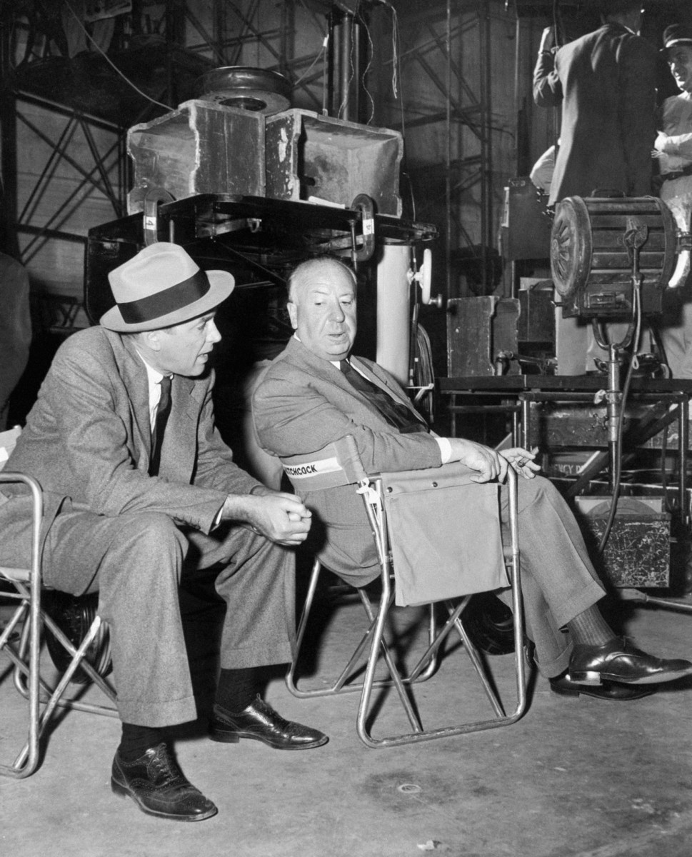The Man Who Knew Too Much Behind the Scenes Photos & Tech Specs