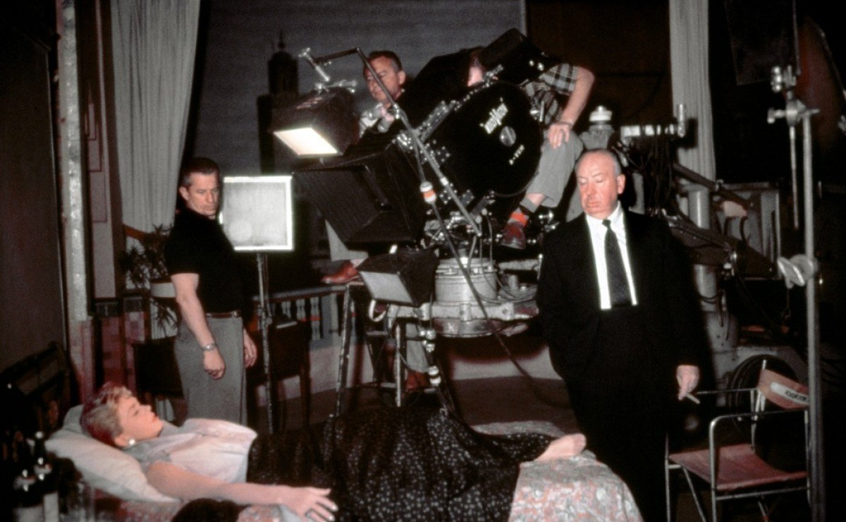 Filming The Man Who Knew Too Much (1956) Behind the Scenes