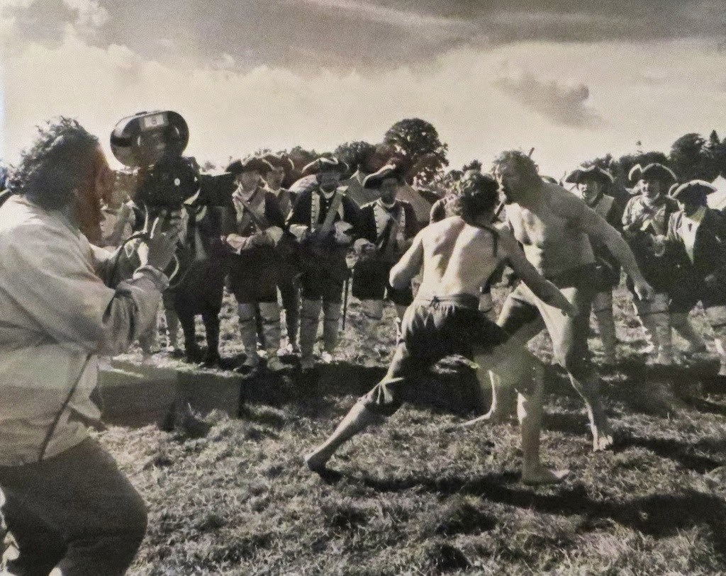 Filming Barry Lyndon (1975) Behind the Scenes